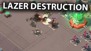 Lazer Destruction | Nooblet OP | Low Level TF