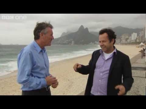 Rio Beach Etiquette Brazil With Michael Palin Bbc One Youtube