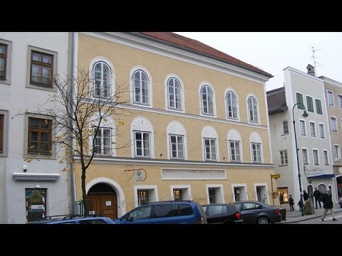 Why Austria Wants To Own Adolf Hitler's Birth Home - Newsy
