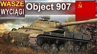 Object 907 - chciałbyś go mieć? Zobacz dlaczego! - World of Tanks