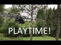 chAIR -Manned drone Part 24 -Playtime! Axel Borg