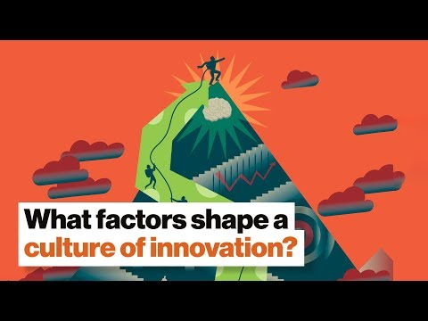 What factors shape a culture of innovation? | Dan Seewald