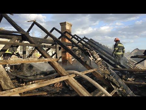 Буковина Онлайн: Пожежа через коротке замкнення - на Заставнівщині горів житловий будинок