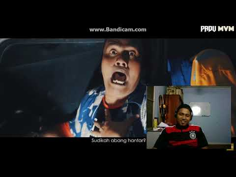 Abang Lori Tenonetnonet - Harry Khalifah REACTION !