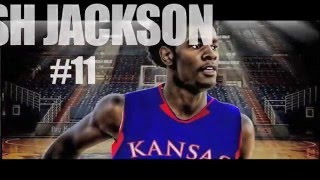 Why JOSH JACKSON chose KANSAS JAYHAWKS....