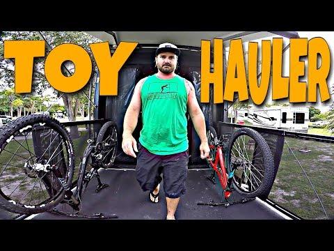 Toy Hauler Modifications  | 136. Road Warrior Life