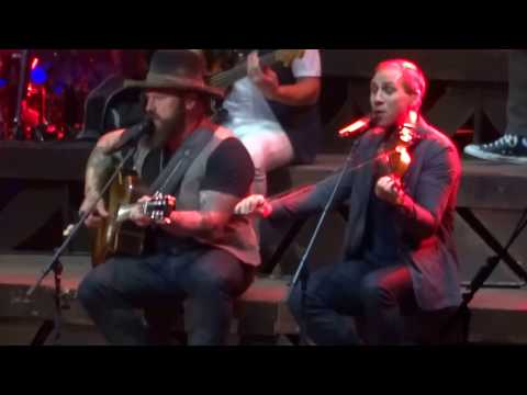 On This Train I Die - Zac Brown Band September 2, 2017