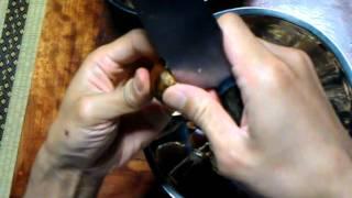 栗の鬼皮の剥き方 thumbnail
