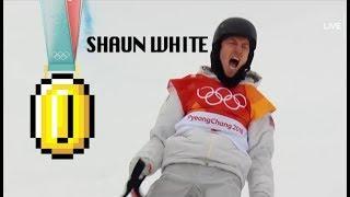 Shaun White Mario Run