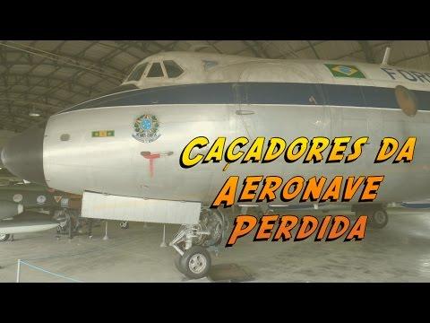 Aviões presidenciais no MUSAL - Caçadores da Aeronave Perdida Ep #23