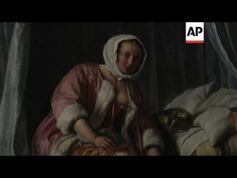 Dutch artists from the British Royal Collection go on show