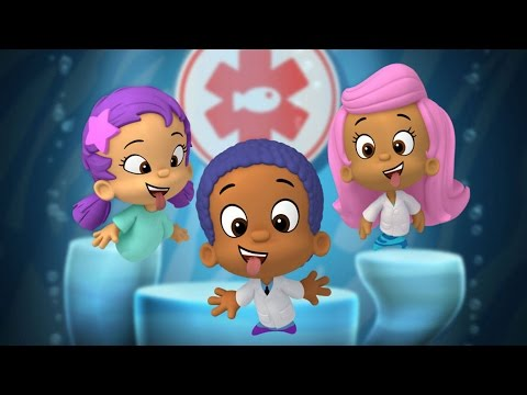 Bubble Guppies S03E10 Good Morning Mr Grumpfish 720p WEBRip x264 AAC