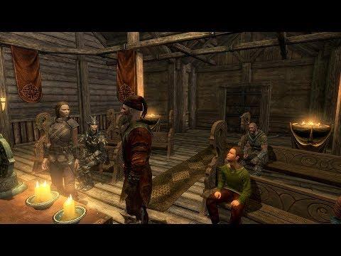 The Elder Scrolls V: Skyrim. Жениться на Сапфир. Прохождение от SAFa