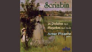 Ten Mazurkas Op.3: No.9 in G sharp minor