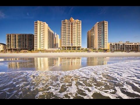 Wyndham Resort Ocean Boulevard Myrtle Beach South Carolina Usa