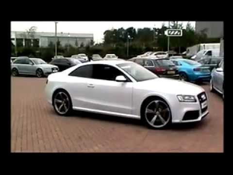 Audi RS5 for sale at Stafford Audi - YouTube