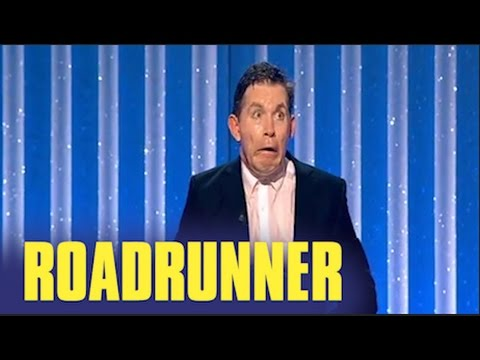 I Don't Like Weddings - Lee Evans: Road Runner 2011