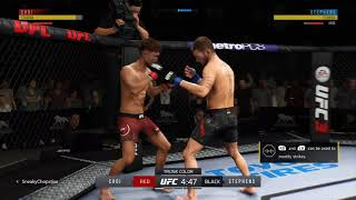 UFC 3 Game Review