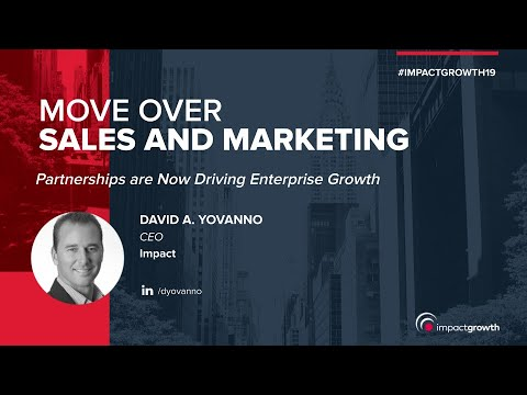 Move Aside Sales And Marketing — Partnerships Are Now Driving Enterprise Growth
