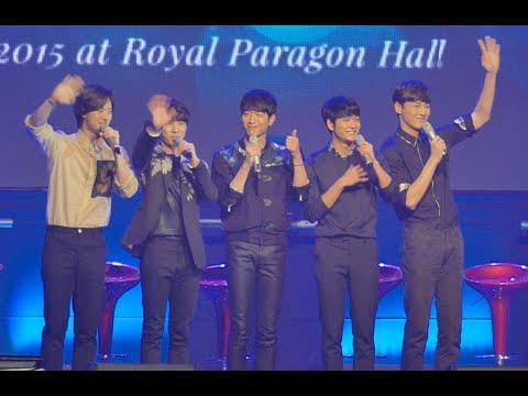 150221 - 5urprise Beyond Seo Kang Jun Fan Meeting in Thailand