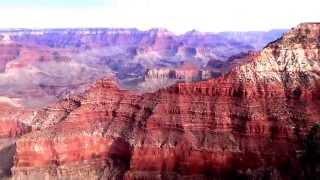 видео Большой Каньон в США
