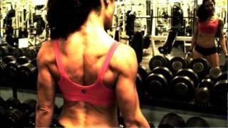 Beautiful Pro Fitness Model Ania A.