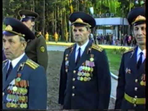 День Победы в Протвино