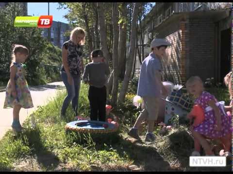 Экологическая тропа в детском саду