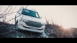 Toyota Land Cruiser 200(2016) Тест-драйв.Anton Avtoman.