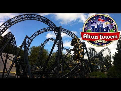 Alton Towers Tour & Review 2016 with The Legend