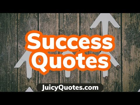 Success Quotes And Sayings