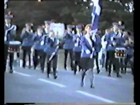Portadown Defenders Parade 1988 Part 3