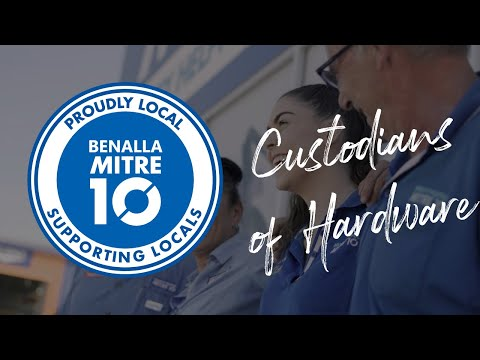 Custodians of Hardware, Benalla Mitre 10, Benalla, Victoria