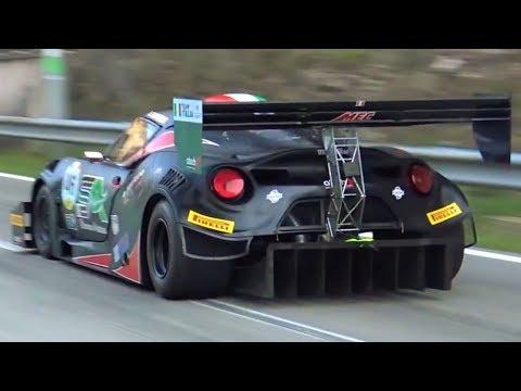 Alfa Romeo 4C Turbo by Picchio    550Hp/890Kg Monster Onboard - FIA HillClimb Masters 2018
