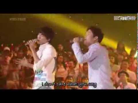 Lee Seung Gi ft MC Mong- Because You're My Woman