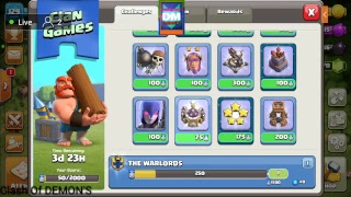 Clan games live | live attacks n review bases|