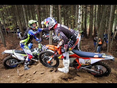 Hard Enduro Training With The Best | Top Raiders