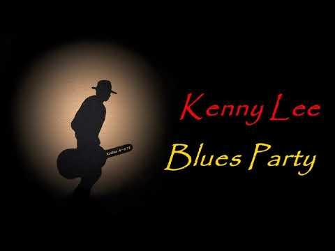 Kenny Lee - Blues Party (Kostas A~171)