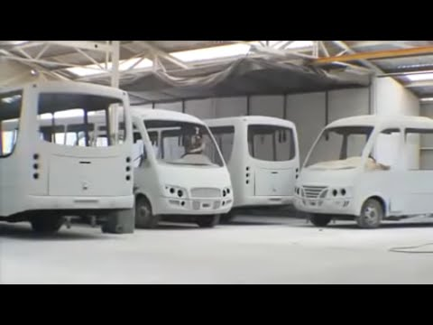"""De la Fábrica a tu Casa, 1x01 - """"Bicicleta y Autobús"""""""