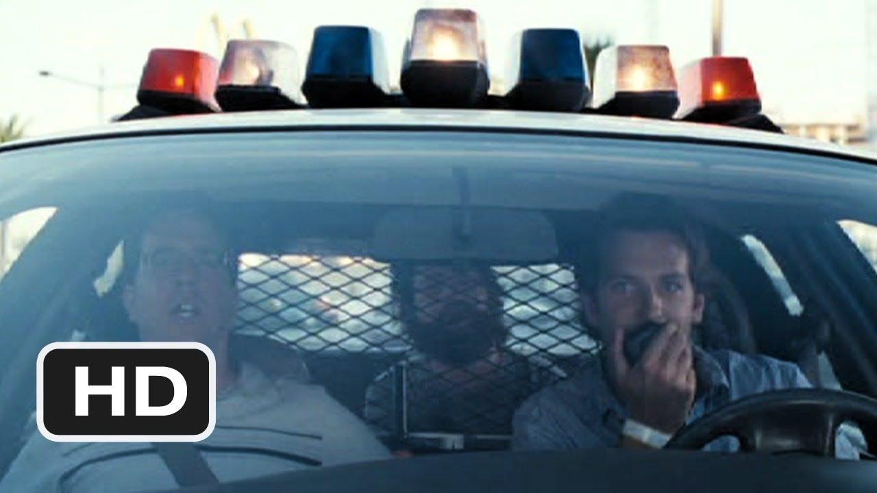 The Hangover #1 Movie CLIP - Stolen Police Car (2009) HD ...
