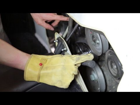Porsche Boxster: Replace Water Pump, Thermostat, Polyrib Belt, Power Steering Fluid, Coolant