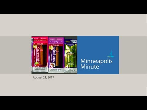 Minneapolis Minute, August 21, 2017