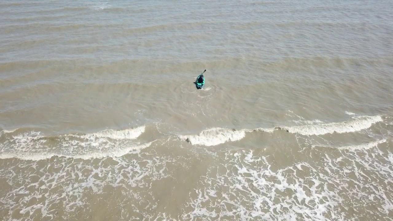McFaddin Beach Texas - YouTube