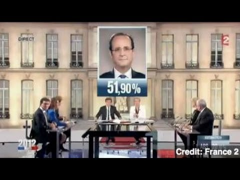 Socialist Hollande Wins French Presidential Election