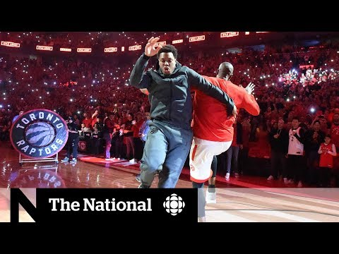 Basketball world descends on Toronto as NBA Finals get set to tip off