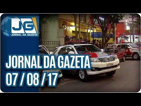 Jornal da Gazeta - 07/08/2017