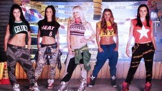 Jasmine Meakin Lucozade Powered / Choreography by Jasmine Meakin (Mega Jam)