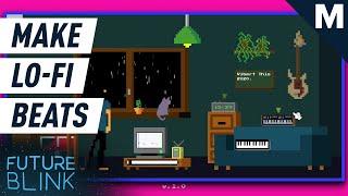 Make Lo-Fi Beats in A Virtual Room | Future Blink