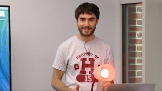 Light Your World (with Hue Bulbs) by Dan Bradley