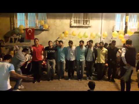 Kıto Ve ekibi İstanbulda Esmerim